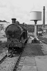 locomotive (Leo Reynolds) Tags: bw train 35mm canon eos iso100 engine railway steam 7d locomotive f80 0006sec hpexif leol30random xleol30x xxx2013xxx