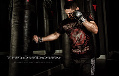 punching (sedi78) Tags: lighting studio nikon freestyle kickboxing mmamuaythai