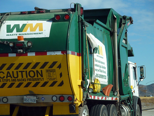 WM Garbage Truck (2)