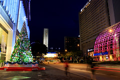 Merry Christmas to all #Flickr12Days (agmayne) Tags: life camera city light shadow color colour reflection art glass fashion architecture night contrast marina canon fun photography design photo nikon singapore asia shine reflect depth flickr12days