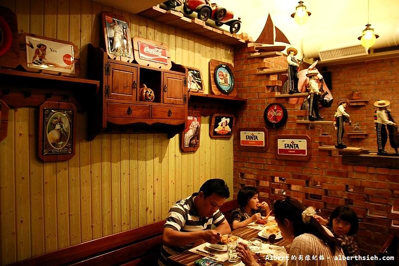 【綠園道餐廳】台中西區.南瓜屋紐澳良義大利餐館