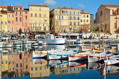 La Ciotat harbour :  Marvellous day  - 2 (Pantchoa) Tags: france port reflections boats nikon harbour bateaux provence nikkor reflets laciotat zette d7100 nikkor1685f3556gedvr leprelouis danilouii navetteleverte