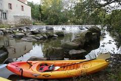 Club Gtign can kayak (Le Vignoble de Nantes) Tags: nature kayak canoe sevrenantaise basenautique