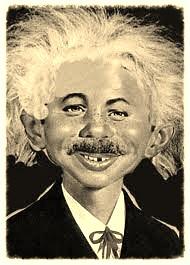 I'm no Einstein but...