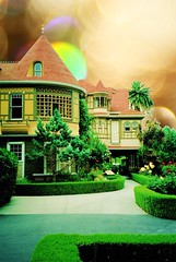 Winchester Mystery House ~ San Jose ~ California ~ Film 1990