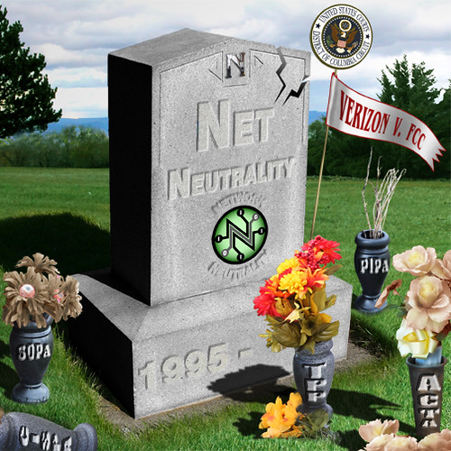 Net Neutrality - Corporate Interests keep working for death