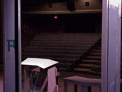 J Chev to aud (Virginia Western Theater) Tags: virginiawesterncommunitycollege vwcc journe