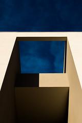 DSCF5441_DERAW (fjozon) Tags: architecture couleurs montpellier fujifilm tableau paysages x20 abstrait gomtrique fjozon