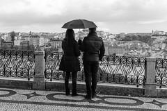 IMG_5567.jpg (zeca de oliveira) Tags: portugal couple lisboa lisbon umbrela portuguesepeople lisboastreets zecadeoliveira vision:mountain=0636 vision:outdoor=0968