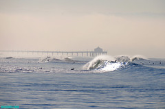Porto23739 (mcshots) Tags: ocean california winter sea usa beach nature water coast surf waves stock surfing socal surfers breakers mcshots southbay swells swell combers losangelescounty