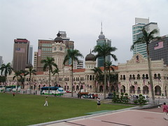 Malaysia 5854 (mart.panzer) Tags: merdeka square dateran mederka sultanabdulsamadbuilding kualalumpur kl malaysia bestoff photos impressions pictures gerhardpanzer highlights city vacation holidays people mustsee best top attractions beautiful awesome bestof cities scenic must see