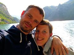 Samen op de Ferry