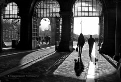 backlit #2 - Rijksmuseum, Amsterdam (Nico Geerlings) Tags: leica city light people blackandwhite bw sunlight holland netherlands monochrome amsterdam silhouette museum 35mm underpass photography mono museumplein town shadows candid nederland streetphotography silhouettes rangefinder summicron backlit nl rijksmuseum contrasts reallife strolling humancondition streetstreet blackandwhitephotos blackwhitephotos amsterdamcity mygearandme nicogeerlings leicammonochrom