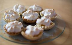 Les tartelettes au citron (Laurence Vagner) Tags: food pie diy lemon patisserie foodporn homemade pastry lime tarte citron tartelettes