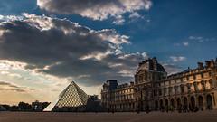 Louvre Paris (Zatar) Tags: paris eos louvre 70d cnaon