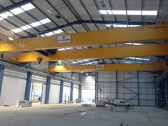 Double Girder Gantry Crane from Granada Cranes