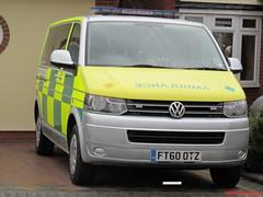 Amvale medical-VW transporter-organ transport vehicle-FT60 OTZ