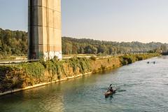 Monolith (iEiEi) Tags: water river germany munich mnchen bayern deutschland bavaria nikon wasser nikond100 1870mmf3545g d100 nikkor fluss isar muenchen fluchtpunkt pullachimisartal groshesselohe