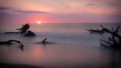 Hunting Island, Beaufort SC (SEB_1119) Tags: beach sunrise island long exposure south hunting carolina beaufort huntingisland