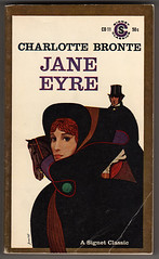 Jane Eyre (eyeriiss) Tags: vintage paperback jameshill signet janeeyre charlottebronte
