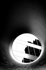 Optical (FUMIGRAPHIK-Photographist) Tags: newyork art noiretblanc rue immeuble urbain