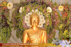 2014 Kids Wesak Sil Program