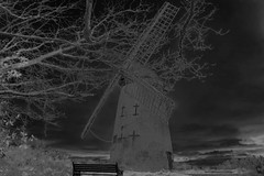 Midnight (Colo Askew...) Tags: wallasey bidstonwindmill