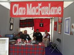 Clan MacFarlane (cessna152towser) Tags: scotland kilt tartan bannockburn macfarlane