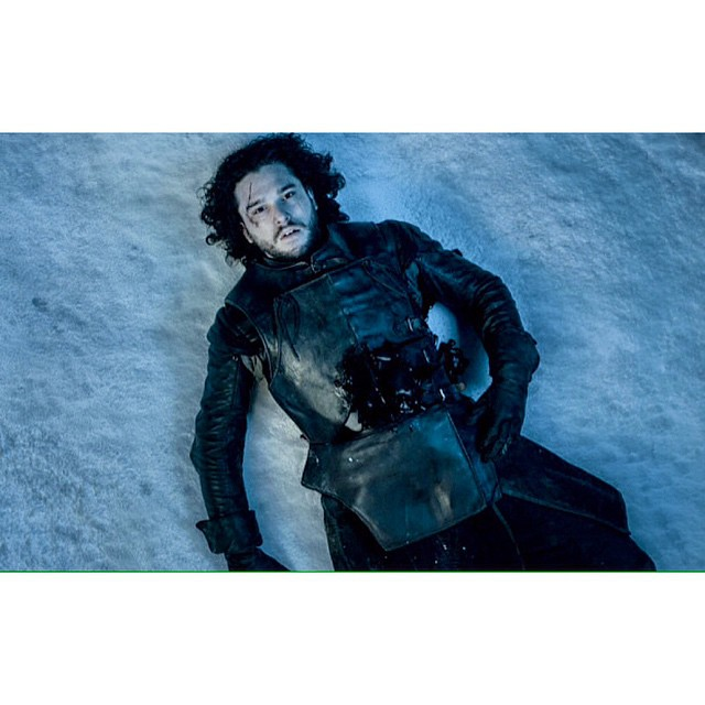 JON SNOW remembers as the North remember #GameOfThrone #MotherMercy