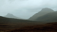 A835 to Ledmore (avazquezvives) Tags: scotland highlands mountain landscape nature wildness peaks hiking
