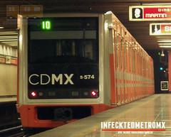 Alsthom C,N,C,F NM-73 B Cabina CAF Tezozomoc L-6 (infecktedmetromx) Tags: concarril cncf alsthom alsthomcimt alstom nm73b nm73 serieb rehabilitado caf cabinacaf l6 stc subway stcmetro df ciudaddemexico cddemexico ciudaddemxico metro metrodelaciudaddemexico mexico cdmx chopperigbt