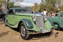 Art Center Car Classic 2016 (USautos98) Tags: 1936 mercedesbenz 290 cabriolet a