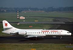 TC-ASA (ilyushin18) Tags: caravelle se210 flugzeug aircraft plane airliner dus
