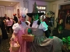 Sean Brown as the Wicked Witch of the West. Halloween 2016 (Halloween in Oz) Tags: seanbrown wickedwitchofthewest halloween2016 salem ma hawthornehotelcostumeball sevendeadlysins glinda oz halloweeninoz salemhauntedhappenings2016