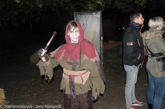 Bobbejaanland Halloween.Sterrennieuws Fotoreportage Bobbejaanland Halloween