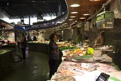 (IlPoliedrico) Tags: barcelona barcellona spain spagna catalunya travel market stjosep mercatdelaboqueria laboqueria fish mercato