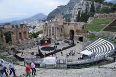 teatro Taormina (domenico.coppede) Tags: sicilia agrigento templi noto armerina napoli selinunte segesta erice concordia ortigia siracusa cefal vulcano etna