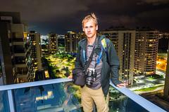 DSC_6245 (sergeysemendyaev) Tags: 2016 riodejaneiro rio brazil      paralympicvillage village night nightview