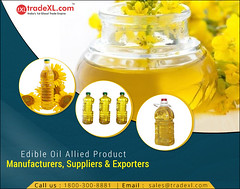List of purified Edible Oil Allied Product Manufacturers (TradeXL Media Pvt. Ltd.) Tags: manufacturer manufacturers supplier suppliers exporter exporters edible oil allied product tradexl media private limited