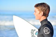 Gaze Off (jerryyflms) Tags: photography surf surfphotography surfboard cardiff sandiego california art minimalism space water movement sun morning sunrise
