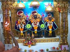 NarNarayan Dev Sandhya Darshan on Wed 19 Oct 2016 (bhujmandir) Tags: narnarayan dev nar narayan hari krushna krishna lord maharaj swaminarayan bhagvan bhagwan bhuj mandir temple daily darshan swami sandhya
