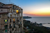 Costiera Degli Dei - Rooftop Sessions (Ivan S. Almeida) Tags: outdoor architetture houses hill sunset view italy calabria tropea