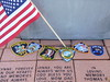 WTC Memorial, Chester, NY (Miles Glenn) Tags: nypd nycpd esu papd police wtc 911