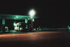 night driving (Lorenzo Scudiero) Tags: france camper travel people portrait 35mm filmisnotdead filmphotography filmcamera film analog nikon nature youth night light