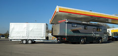The camper truck (mhobl) Tags: wohnmobil vario anhnger truck camper campingcar