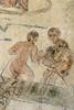Fishermen Erotes on fishing boats (detail) Baths of Sidi Mahersi. Fourth century AD. (Sergei P. Zubkov) Tags: nabeulmuseum متحفنابل tunisia september 2008 nabeul ن ابل mosaics