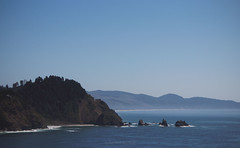 Oceanside Beach (Coralee Annibal) Tags: landscape ocean nature outdoors blue oregon oregoncoast exploreoregon