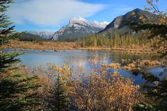 IMG_9738 (ctmarie3) Tags: banffnationalpark vermilionlakes thirdvermilionlake mountrundle