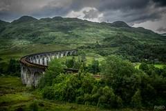 En attendant le Poudlard Express (Explore) (RVBO) Tags: ecosse genfinnan harrypotter podlard viaduc