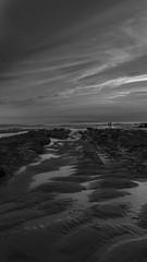 Edge of the Storm (Charlie.Wales) Tags: storm edge charliewales colour blackandwhite bw seascape explore explored exposure educationaluseallowed earth england longexsposure wave reflections rain rocks reflection